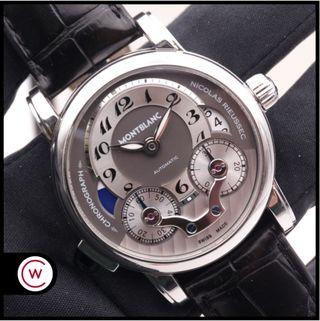 MONTBLANC Nicolas Rieussec Chronograph GMT