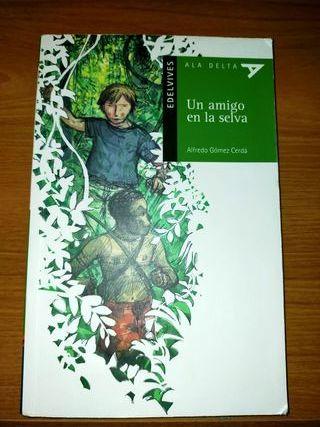 Libro: Un amigo en la selva