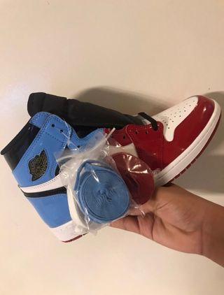 Jordan 1 UNC Chicago
