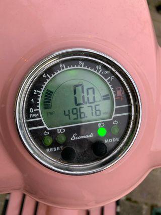 Moto 125 cc Scomadi