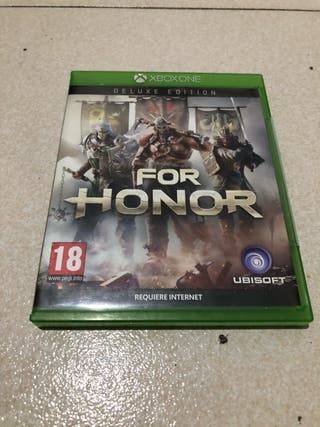 OFERTOONN!!! FOR HONOR xbox one