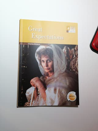 Libro inglés Great Expectations