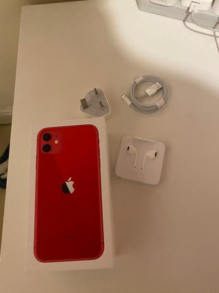 iPhone 11 NEW (just opened) RED