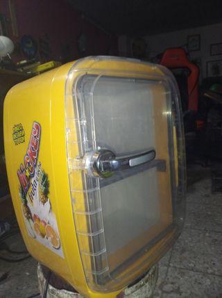 mini frigorífico de okey