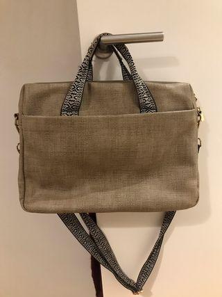 Maletín bolso para portátil mujer