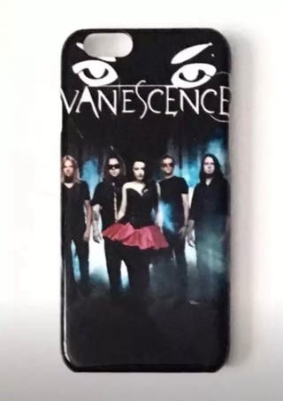 iPhone 6S Evanescence Tour 2015 Snap Back Case