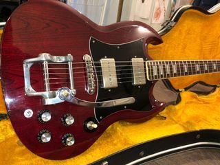 Guitarra eléctrica Pre-Lawsuit MIJ