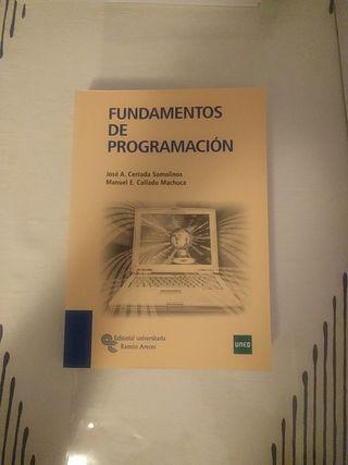 Fundamentos de programación UNED