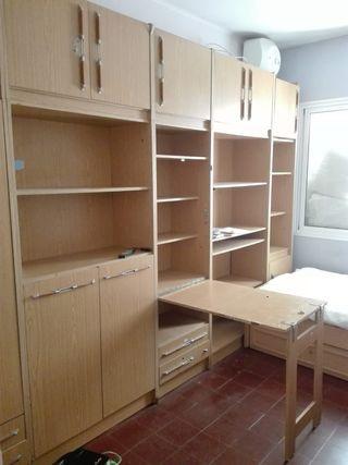 Mueble modular Ropero