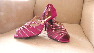 Zapatos de baile Salsa/Bachata/kizomba diseño
