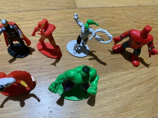 Figuras Marvel Superhéroes