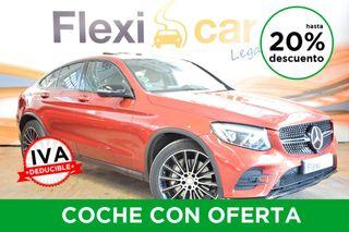 Mercedes Clase GL GLC 250 d 4MATIC