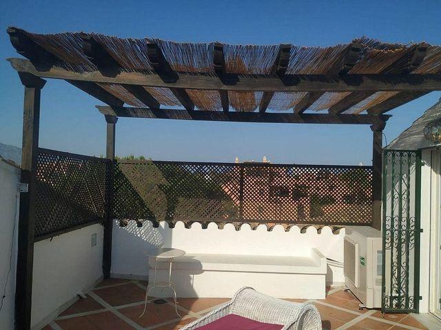 Ático en alquiler en Paraíso - Atalaya- Benamara en Estepona (Atalaya Isdabe, Málaga)