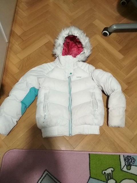 Cazadora nieve 5-6 años
