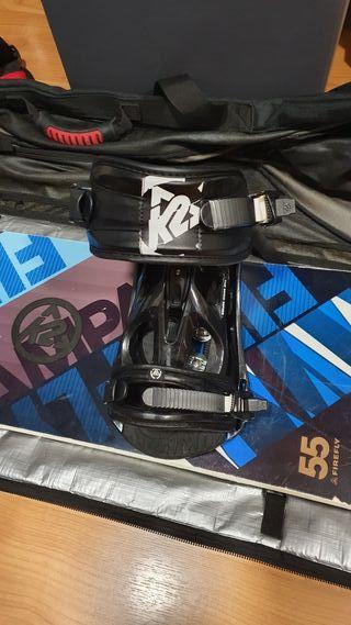 Tabla de snowboard 155
