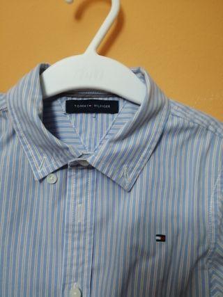 Camisa Tommy Hilfiger T. 4
