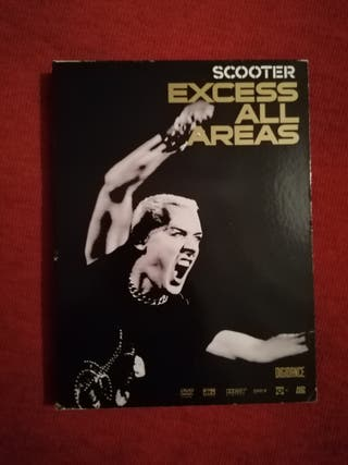 DVD SCOOTER EXCESS ALL AREAS