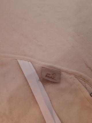 Cubre colchón lana merina 100%