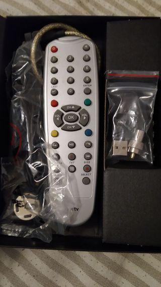 ELGATO eyetv DTT sintoniza TV en Mac / PC