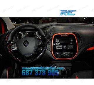 Pioneer radio deh-3900bt set Bluetooth USB para Renault Clio 3 2005-2012