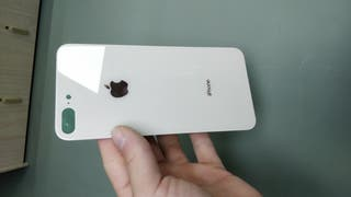 Tapa trasera iPhone 8 Plus Rose Gold