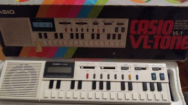 Casio VL Tone VL-1 Circuit Bending