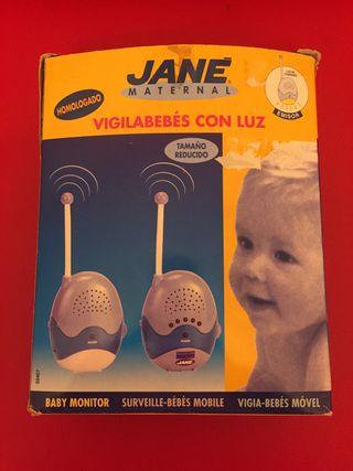 Vigilabebes con luz Jane