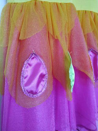 Disfraz carnaval niña
