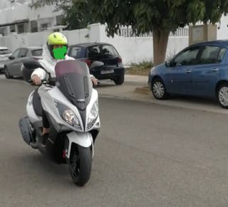 KYMCO 500 ABS XCITING