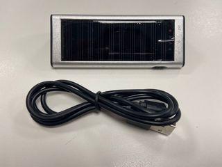 Cargador solar portátil Canon