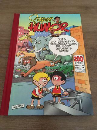 COMICS/TEBEOS SUPER HUMOR B-ZIPI Y ZAPE