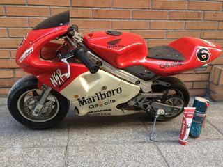 Minimoto 49cc replica Honda NSR