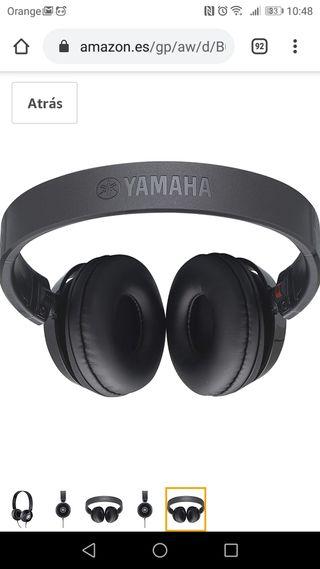 Yamaha HPH-50 - Auriculares supraaurales de Diadem