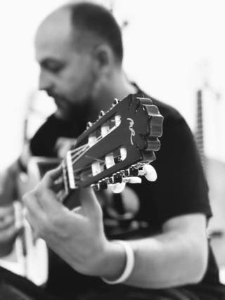 Guitarrista Flamenco Directo