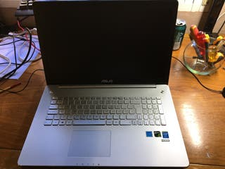 Portatil ASUS N750JK