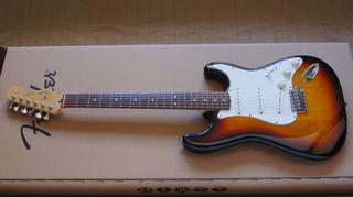 Fender Stratocaster japonesa st62