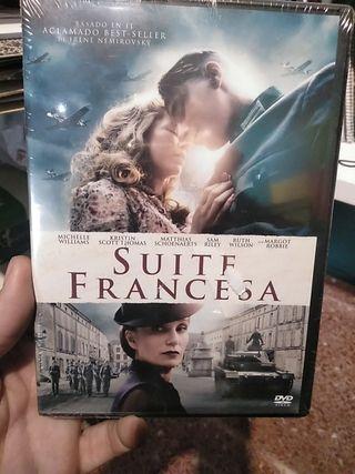 Suite Francesa, DVD nuevo
