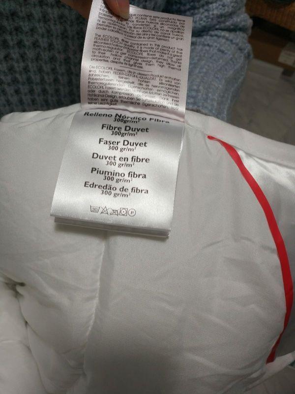 relleno nórdico de fibra 300 gr Pikolín
