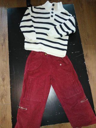 ropa talla 3