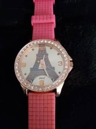 Reloj paris pulsera