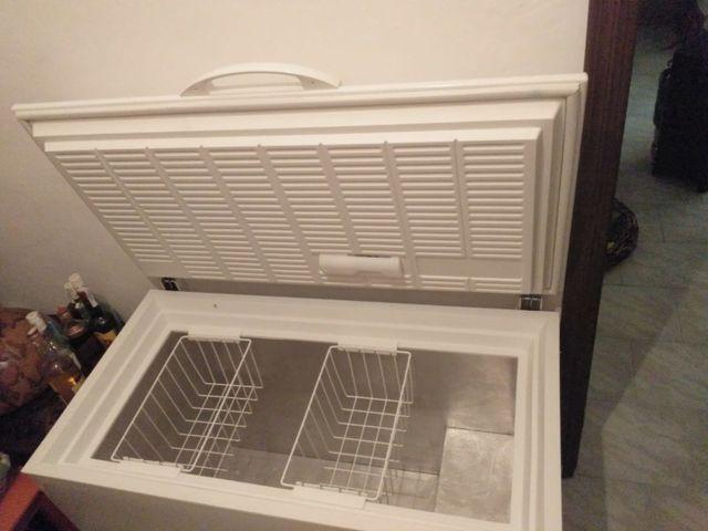 arcón congelador