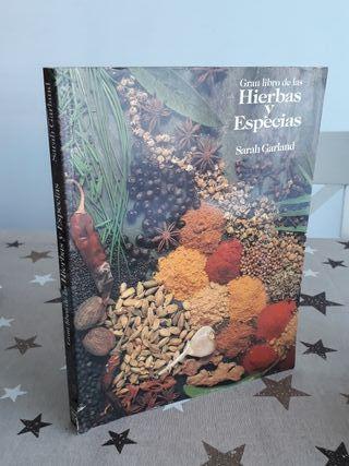 Gran libro de hierbas y especias Sarah Garland