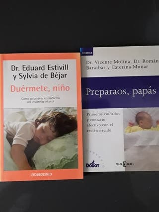 """Libros """"Duérmete, niño"""" y """"Preparaos, papás"""""""