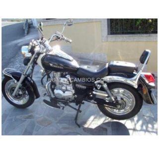 Dorton liberty 125cc