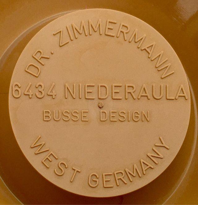 Termo Dr. Zimmermann