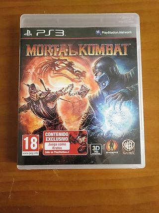 Mortal Kombat 9 para PS3