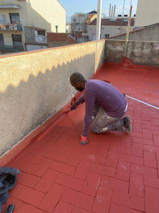 impermeabilizacion en terrazas
