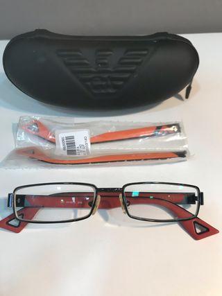 Gafas de ver Emporio Armani