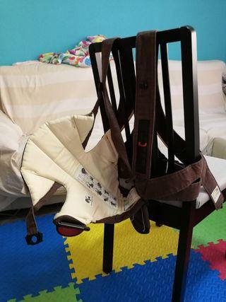 mochila bebes