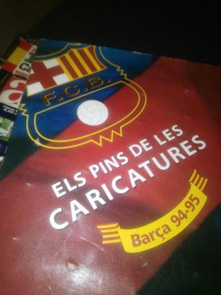 lote de colección Barca